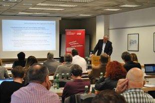 Vortrag Delegiertenkonferenz