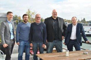 IGR Pressetour Friedrichshafen