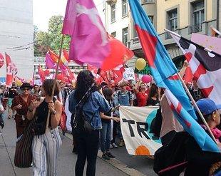 demo Bern