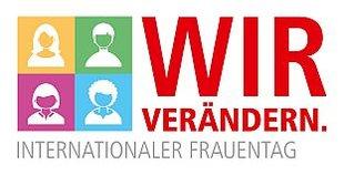 Logo Int. Frauentag 2017