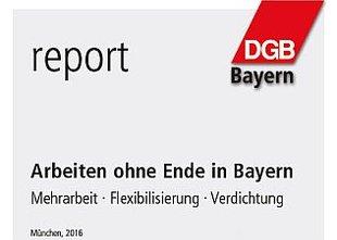 Bild Report Bayern Arbeitszeiten