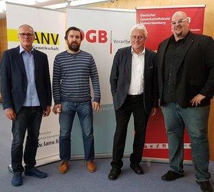 Pressetour IGR Liechtenstein