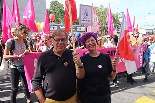Demo Bern 2